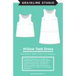 Willow Tank & Dress by Grainline Studio