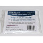 Ultimate White Chalk Refill 2oz/with Pounce Pad