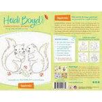 Squirrel Tea Towel Kit (Heidi Boyd)
