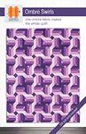 Ombre Swirls Pattern