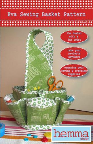 Eva Sewing Basket