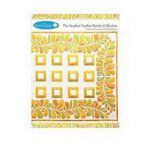 AccuQuilt GO! Heather Feather Border Collection by Sarah Vedeler Die - 55414