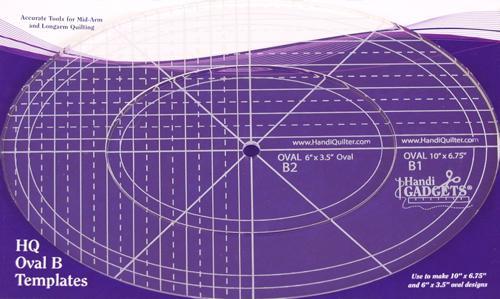 HQ- Oval B  Ruler