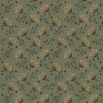 Liberty Star Aqua Stars & Seaweed Blossoms