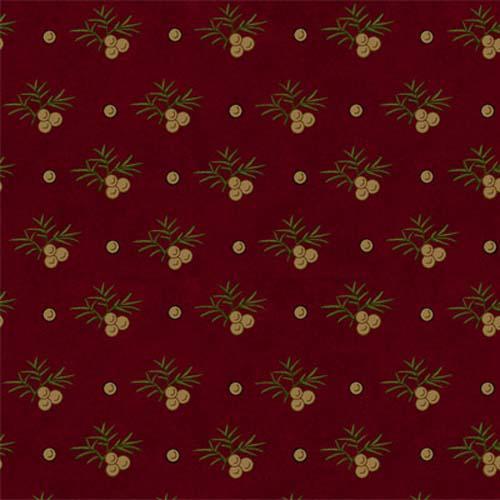 Hearthside Seasons-Berries, Red