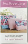 Easy Stand Up Zipper Cases Pattern