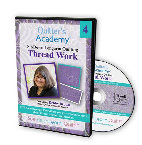 HQ- DVD Threadwork