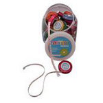 Metro Madness Tape Measure - assorted colors