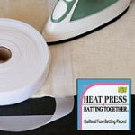Heat Press Batting Together 100 yds