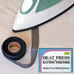 HEAT PRESS BATTING TAPE