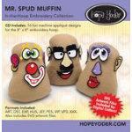 Mr Spud Muffin Hope Yoder CD