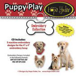 Puppy Play Embroidery CD