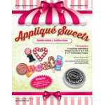 Applique Sweets with SVG Files - HY4432