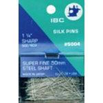 IBC Super Fine Silk Pins 114