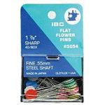 IBC Flower Head Pins 178