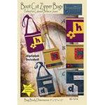 Boot Cut Zipper Bags Pattern