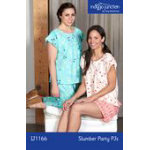 Slumber Party PJs Pattern by Indygo Junction