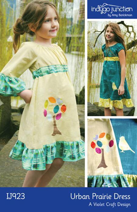 Urban Prairie Dress