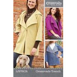 Crossroads Trench Pattern by Indygo Junction