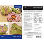 Indygo Junction Potluck Party Set pattern