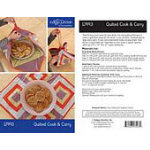 Quilted Cook & Carry Pattern+