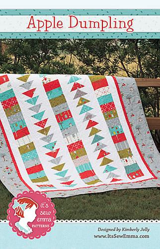 Apple Dumpling Quilt Pattern