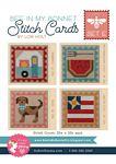Bee In My Bonnet Stitch Card E