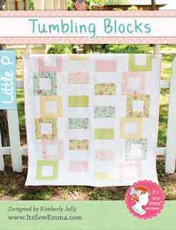 Tumbling Blocks PatternISE-501