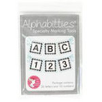 Alphabitties Specialty Marking Tools Grey