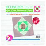 Economy Plus Quilt Block 12in Foundation Paper Pad