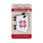 Prime Sheep Enamel Needle Minder by Lori Holt
