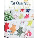 Fat Quarter Style Pattern Book from It's Sew Emma