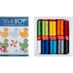 Aurifil Thread It's a Boy Aurifil Thread 10 SplBox
