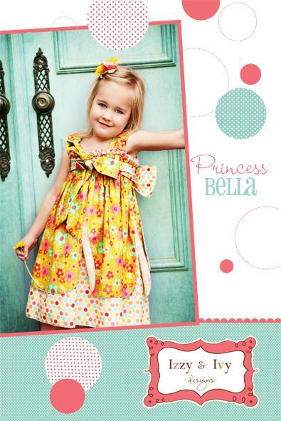 Princess Bella pattern+