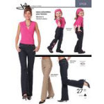 Womens stretch jeans (low and regular rise)