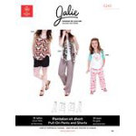 Jalie 3243 Womens pull-on pants 29 Sizes for girls and women