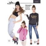Jalie Sweatpants, Sweatshirt and Hoodie