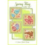 Spring Fling Coaster Set
