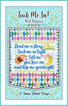 Tuck Me In Wall Hanging Pattern- Janine Babich