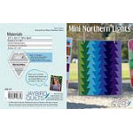 Mini Northern Lights Pattern by Jaybird Quilts