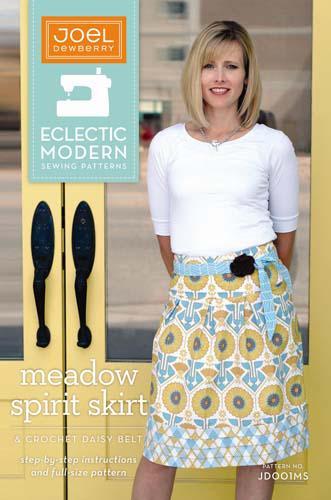Joel Dewberry Designs Meadow Spirit Skirt