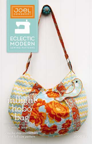 Inflight Hobo Bag