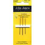 John James Leather Needle 3ct Set #3/7
