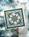 Wintergreen Foundation Paper Piecing Pattern - Judy Niemeyer