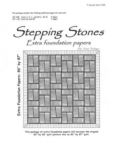 Stepping Stones Extra Foundati
