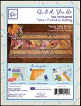 Quilt-as-you-go by June Tailor - Table Runner Venice Pattern