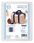 Insulated Lunchbox Tote - Zippity-Do-Done  Navy