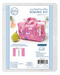 Insulated Lunchbox Sewing Tote, Zippity-Do-Done White