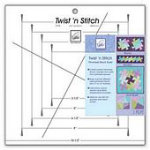 Twist n' Stitch Ruler