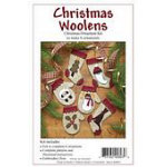 Chistmas Woolens Ornament Kit
